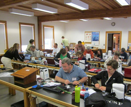 Providing STEM-focused Professional Development for Community College Faculty