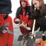 Waterford High School Joins Our Coastal Monitoring Network