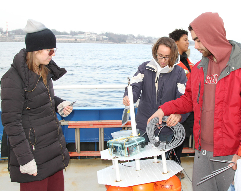 2014 Ocean Science & Technology Challenge